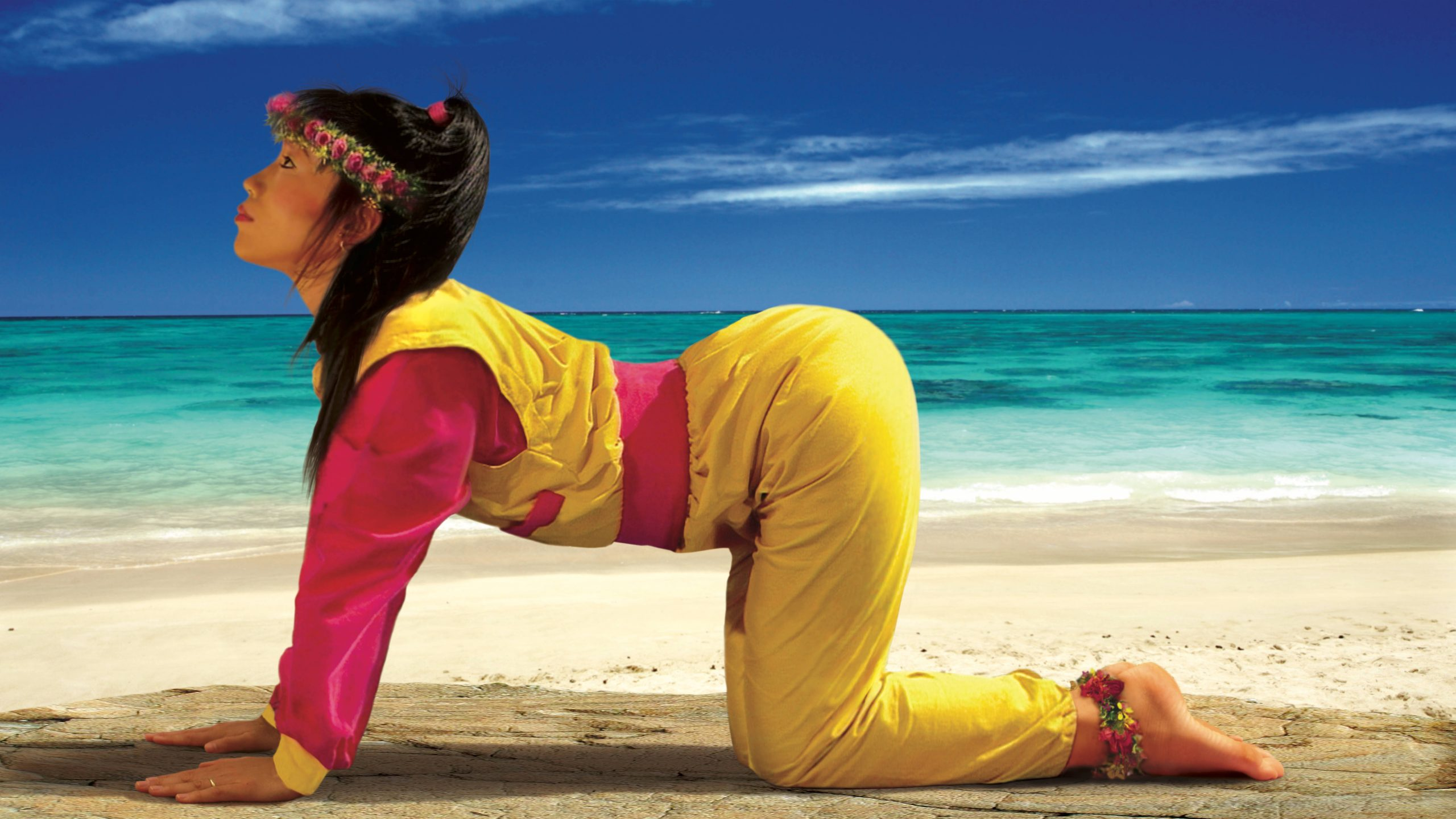 My Experience of 8 Energizing Yoga Moves You Can Do in Bed