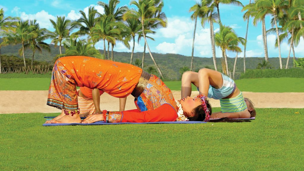 Competitive Nature and Yoga