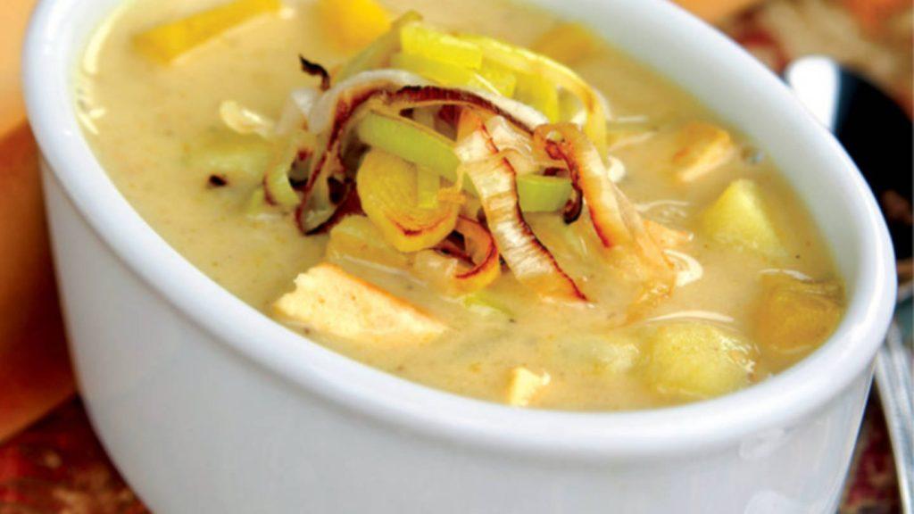 Mellow Potato Curry