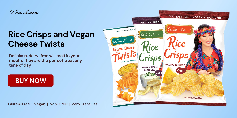 Rice Crisp Chips