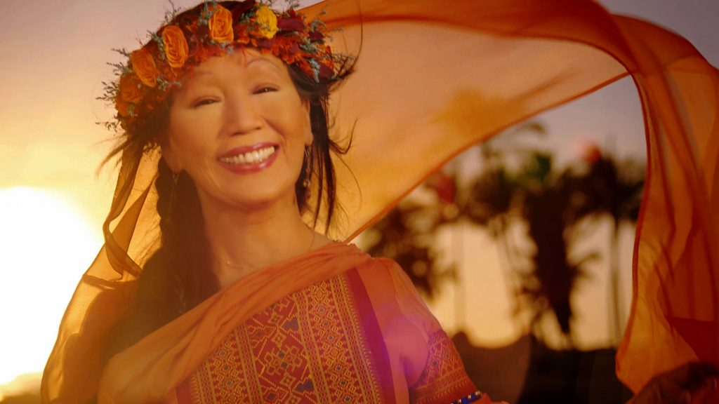 Wai Lana Inspires Millions with Alive Forever Yoga Music Video