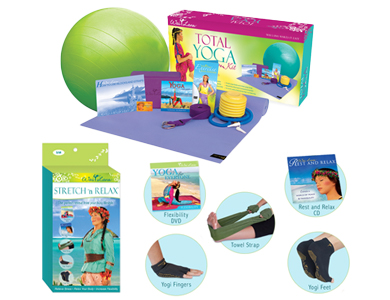 Yoga Workout Kit